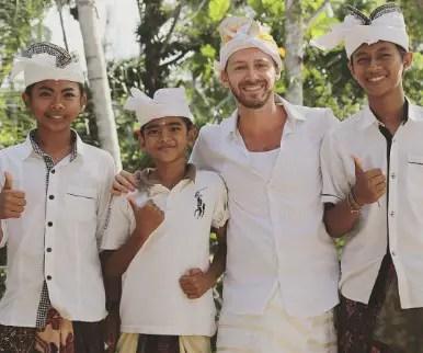 Keunikan Pakaian Adat Bali