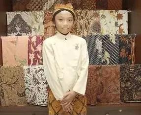 Baju Tradisional Yogyakarta
