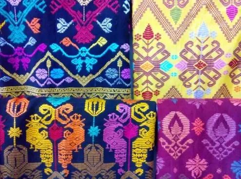 pakaian tradisional pulau Dewata