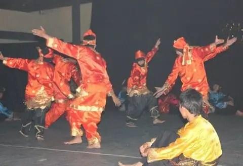 Kumpulan Tari dari Daerah Sumatera Barat