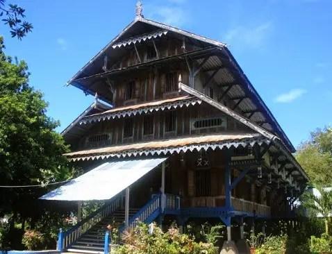 Rumah Tradisional Sulawesi Tenggara