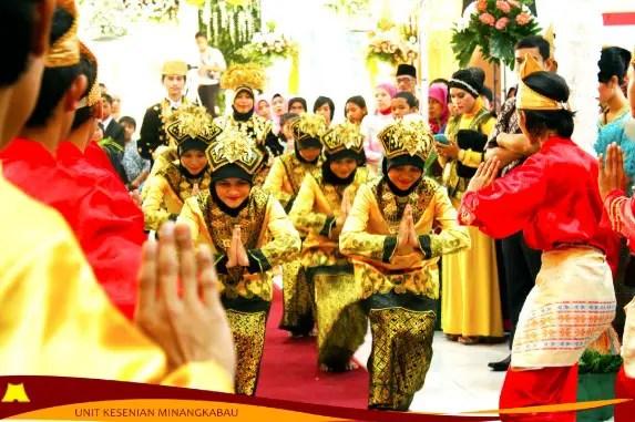 Tarian Suku Minangkabau