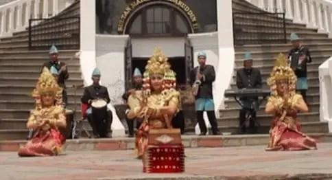 Keunikan Tari Tanggai asal Sumatera Selatan