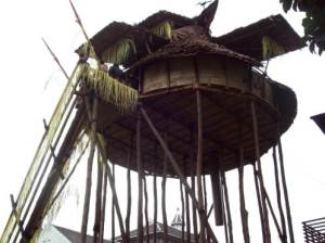 4 Rumah Adat Kalimantan Barat, Gambar dan Keterangannya