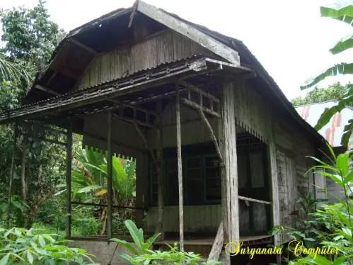 Rumah Tradisional Kalimantan Selatan
