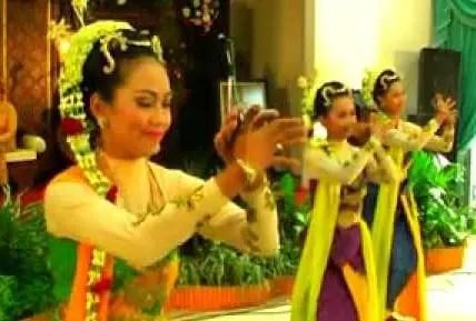 Artikel mengenai Tari Gambyong Jawa Tengah dan ciri khasnya