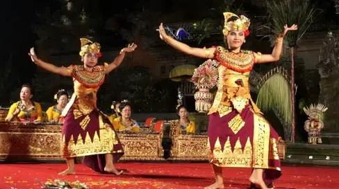 Info mengenai Tari Panji Semirang Bali dan keunikannya