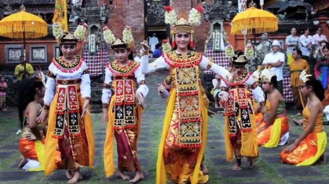 Info tentang Tari Gambuh Bali dan segala keunikannya