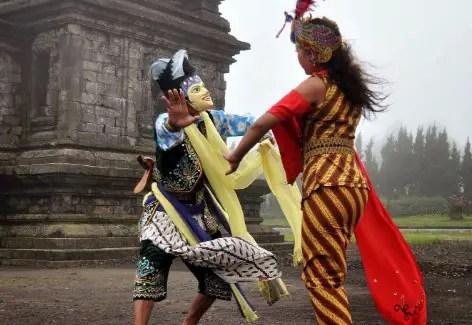 Info tentang Tari Lengger dari daerah Jawa Tengah