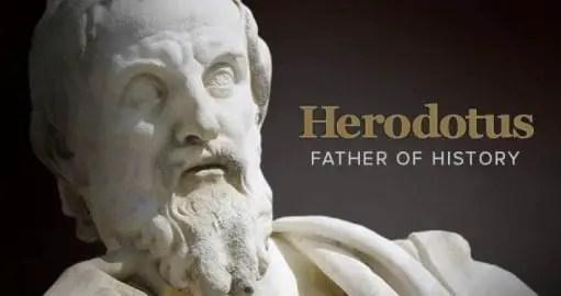 Infomasi tentang artikel pengertian sejarah menurut Herodotus dengan uraian lengkap