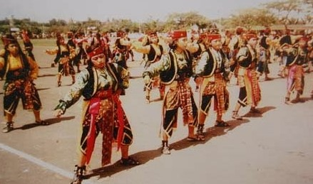 Informasi terkait dengan Tari Glipang dari Jawa Timur