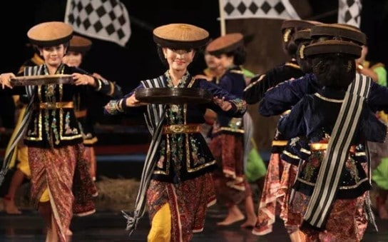 Ulasan terkait dengan Tari Kretek asal Jawa Tengah dan keterangannya