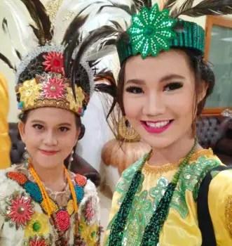 Info tentang Pakaian Sungkup Nu'ubak Sulawesi Tengah yang menarik
