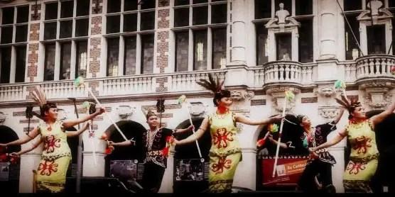 Info tentang Tari Giring - Giring Kalimantan Tengah dan Sejarahnya