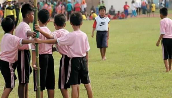 Info terkait dengan Permainan Bentengan Jawa Barat dan Ciri Khasnya