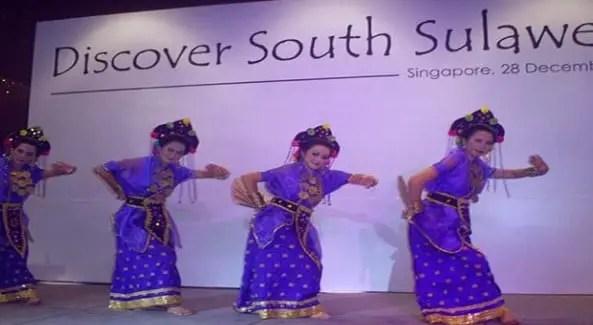 Informasi tentang kesenian Tari Pajoge Sulawesi Selatan dan Pakaiannya