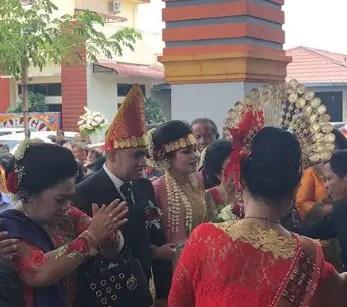 Informasi terkait dengan Upacara Marhajabuan Sumatera Utara yang menarik perhatian