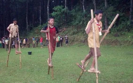 Ulasan Mengenai Permainan Jajangkungan Jawa Barat dan Sejarahnya yang Unik