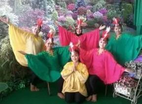 Ulasan Mengenai Tari Pisok Sulawesi Utara dan Penjelasannya