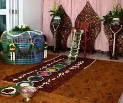 Uraian terkait dengan Upacara Tedhak Siten Jawa Timur dan Sejarahnya