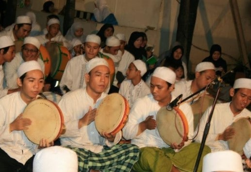 Info tentang acara Muludan di Jawa Tengah yang setahu sekali diperingati