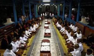 Uraian tentang upacara adat Jawa Tengah Selikuran yang keren