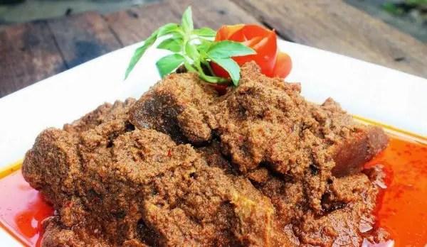 Info tentang Masakan Tradisional Kalio Dagiang Sumatera Barat yang sehat