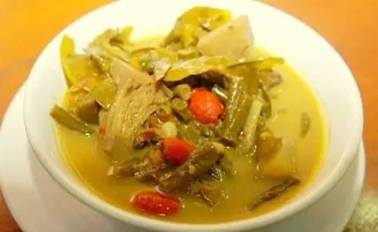 Info terkait Masakan Kuah Pliek U Tradisional Aceh yang banyak dicari