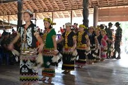 Informasi terkait upacara Ngerangka'u Kalimantan Barat dan Penjelasannya