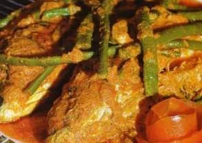 Ulasan terkait Masakan Tradisional Pangek Ikan Sumatera Barat yang enak banget