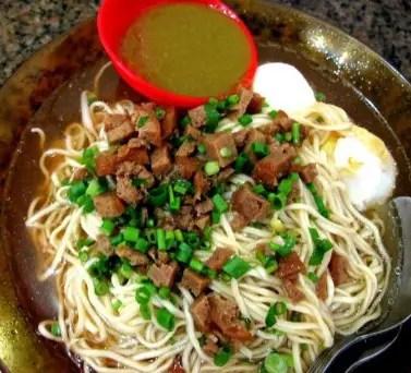 Ulasan terkait dengan Masakan Mie Jalak Sabang Tradisional Aceh yang enak