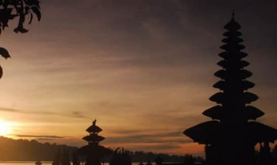 Info terkait Nyepi sebagai Upacara Adat Bali yang dilakukan warga Bali
