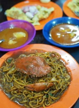 Contoh mie Aceh enak di Medan yang perlu di coba