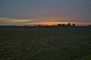 A farm field near my home taken last spring. I love the passage of seasons here in the midwest.
