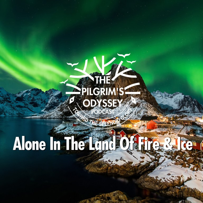 Alone In The Land Of Fire And Ice