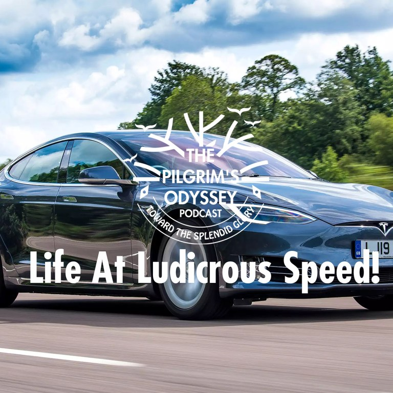 Life At Ludicrous Speed!