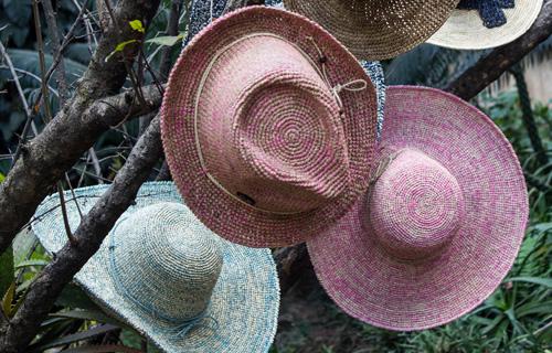 Chapeaux - Sil'ouette Madagascar