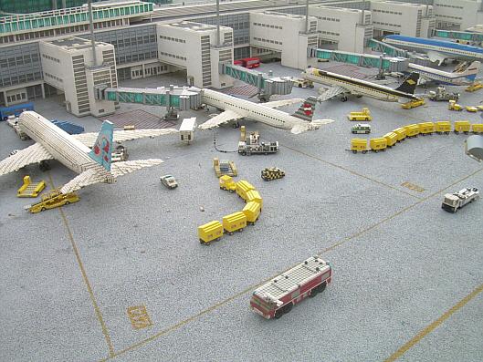 Start: Münchner Flughafen