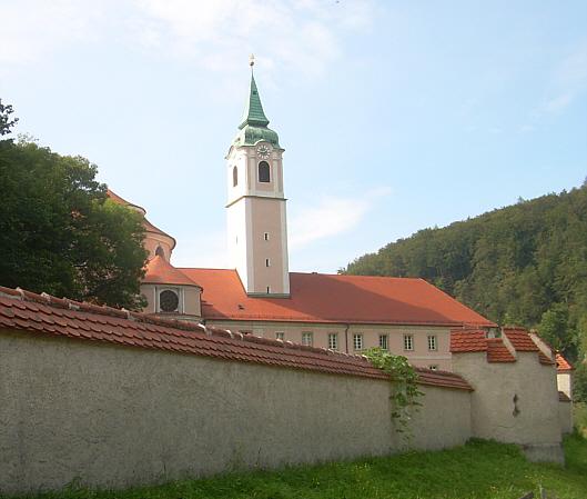 Station 2: Kloster Weltenburg