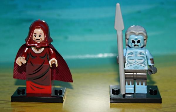 Rote Priesterin, White Walker