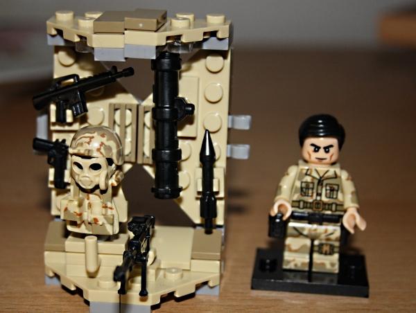 BrickArms Battle Royale Pack20 Custom Waffen für LEGO® Figuren