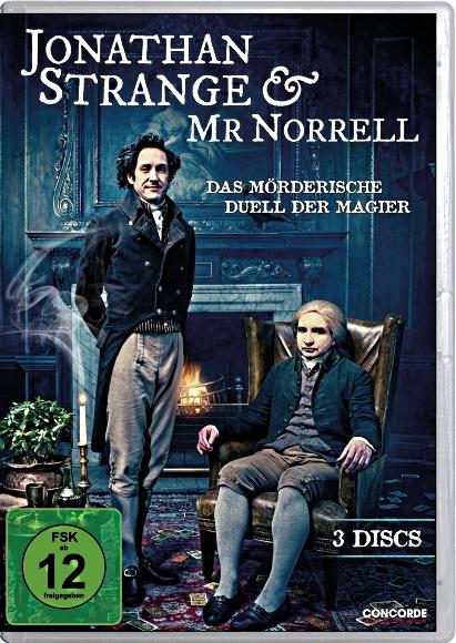 Jonathan Strange & Mr. Norrell Staffel 2