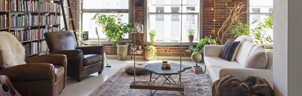 Tendenze casa arriva lo stile rustrial silva arredamenti for Lo stile arredamenti