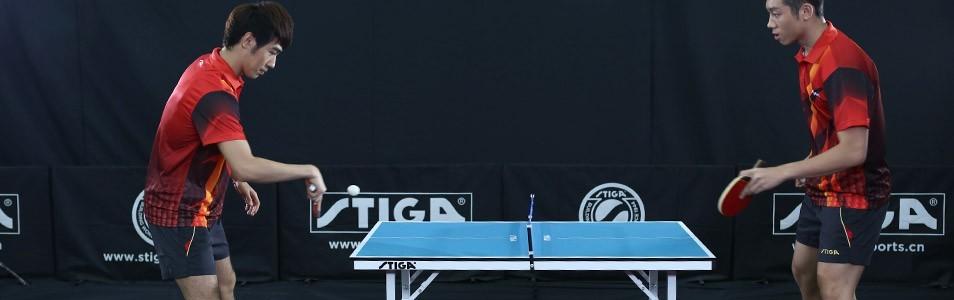 mini table de poing pong