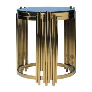 Spark Gold End Table