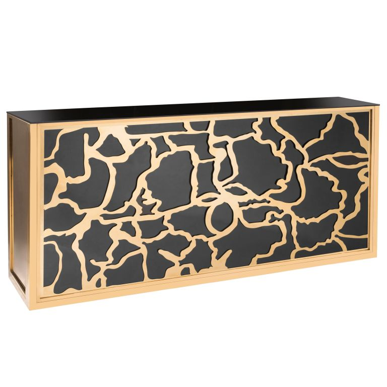 Artistic Bar Black-Gold