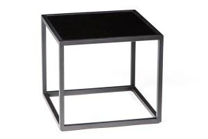 Mod Black Side Table