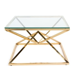 Louvre Square Coffee Table