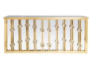 Spindle Bar Gold
