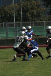 Die Defense hielt am Ende den Sieg fest!